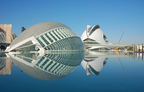 CalatravaCiutadValencia