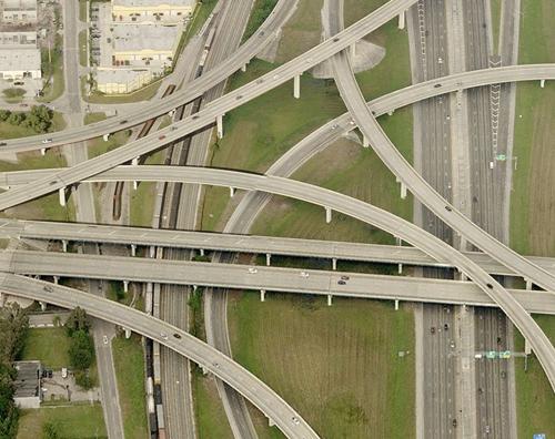 Clover interchange 2