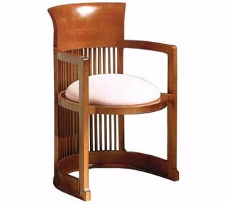 Frank-Lloyd-Wright-Barrel-Chair-1269-1