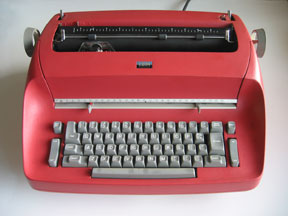 IBM Selectric 1 Rosy