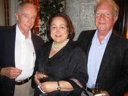 Steve Farah and Husband