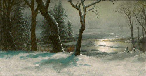 Albert Bierstadt win#48A13C