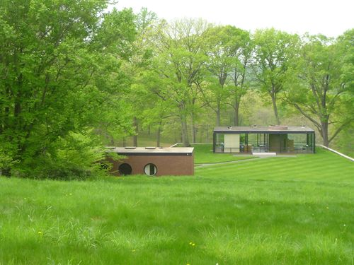 Glass House & Guest House