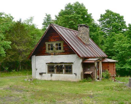 Raoul Hague's House