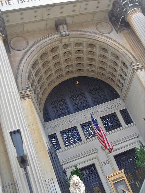 Bowery bank 1