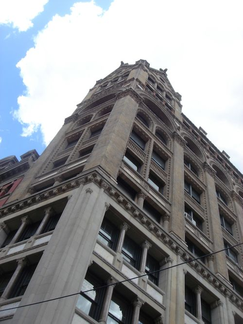 Corner building 2