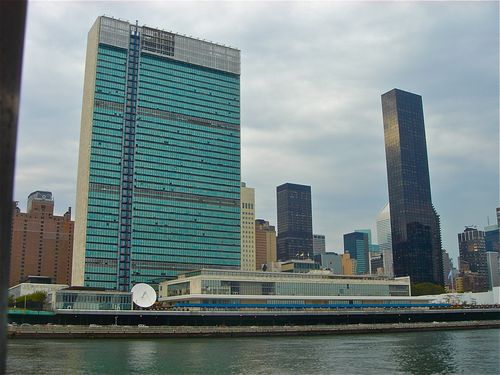 UN & Trum World Tower
