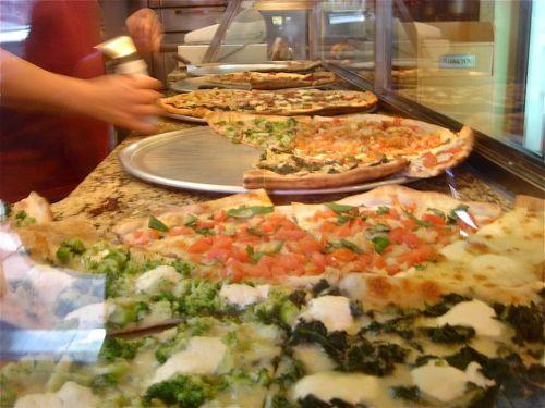 Vegie Pizza