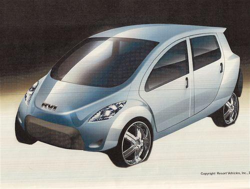 Erika's electric car