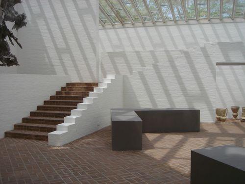 Glass House Slclpt Gallery iner. 2