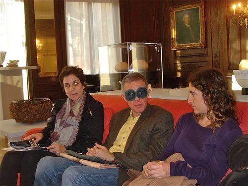 ALEYA, MARK & REBECCA