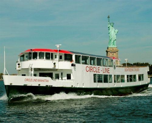 Circle Line & Statue Liberty