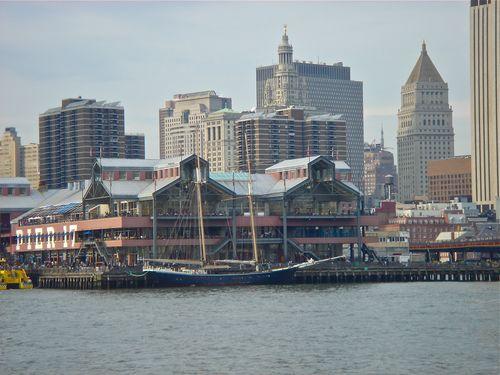 Pier 17 Clear Water Schooner