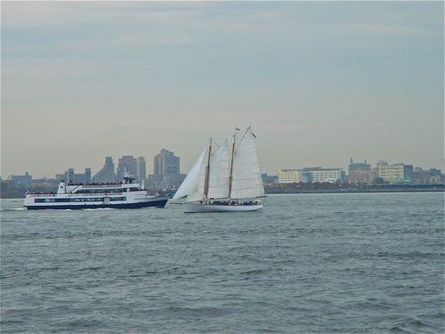 Scooner NY Bay