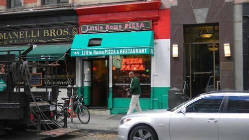 Pizza STOREFRONT