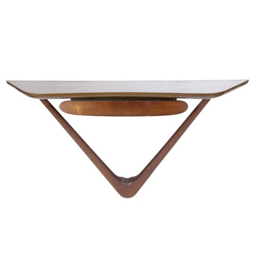 Hanging console 1950