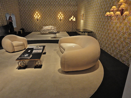 Jean Royere room