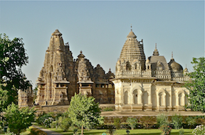 Indian temples vk