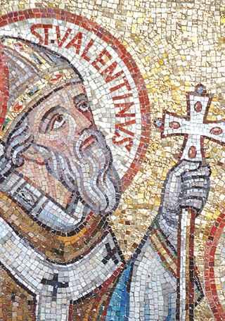 St-valentine-mosaic
