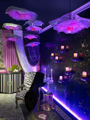 Myron Wolman Designs GuestSMALL Bedroom