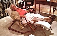 Mein rocking chair