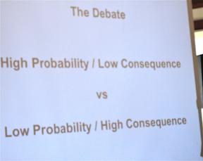 Screen hibh pobability