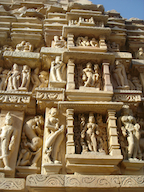Indian temple detail vk