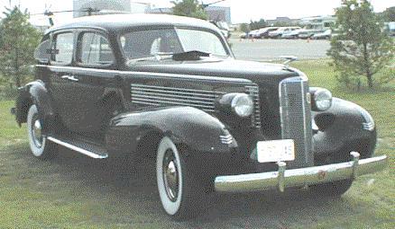 La Salle sedan