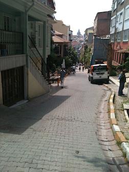 BACK STREET 1