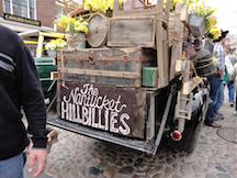 HILLBILLIES BAK