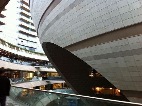THE CANYON SHOPPING MALL 1