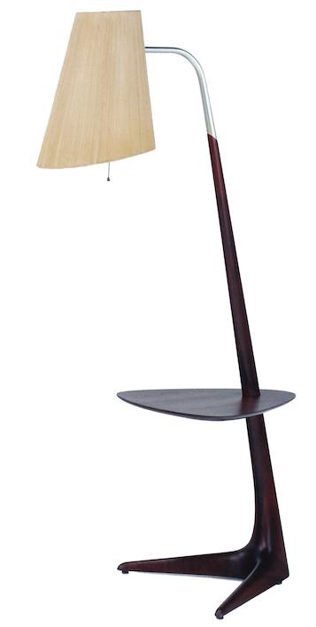 Signet floor lamp