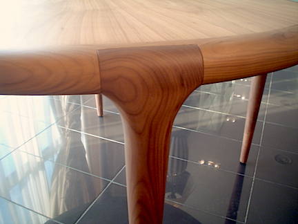 DINING TABLE LEG