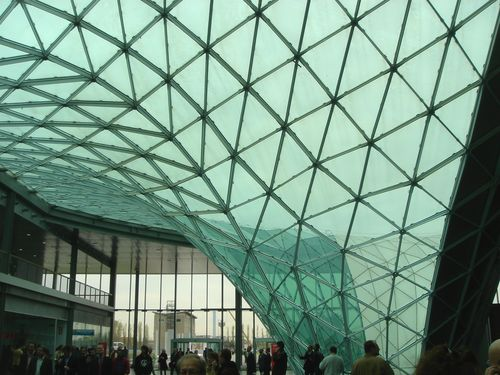 FAIR GLASS ROOF