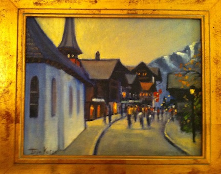 Illya painting w:frame