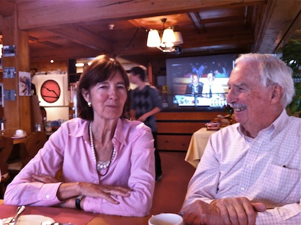 Susan & Charles