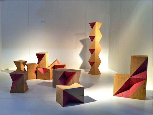 Wood block DAHA