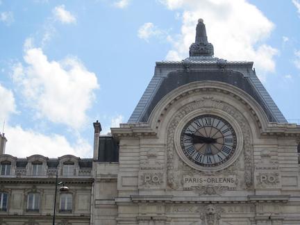 Clock tower Musee