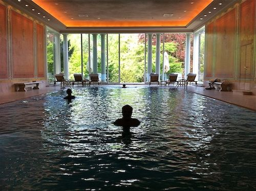 Baden Baden pool