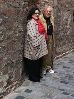 Tanya & me Synagoggue