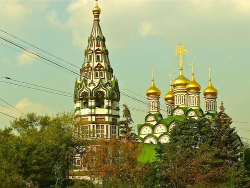 Moscow cathedral 1