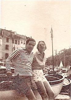 Vladi & Erica in Portofino
