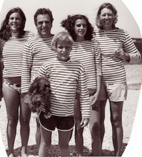 All the Kagans  Nantucket circa 1975.Email jpg copy