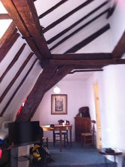 D'Angletere room