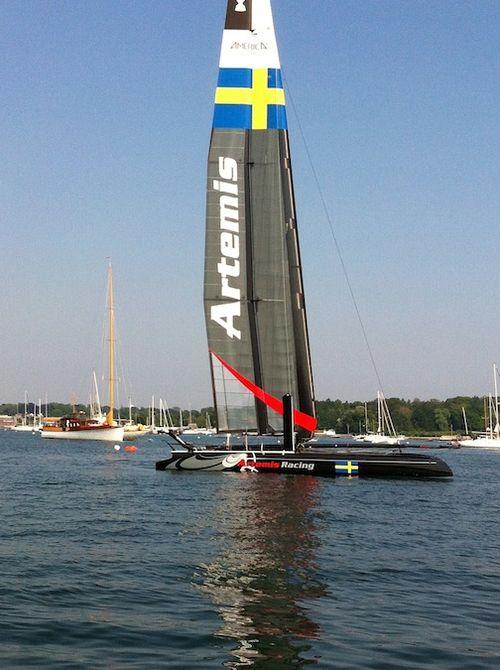 Amer boat 1