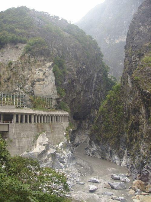 Taiwan canyon 1