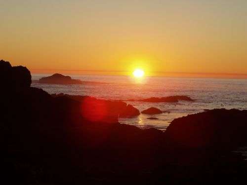 Mendosina sunset