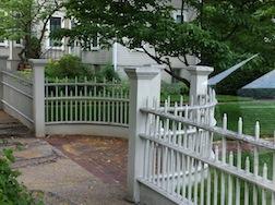 Sabo front gate