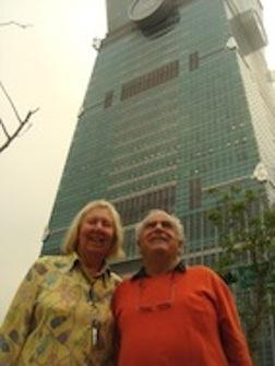 Taiwan tallest building E & Me