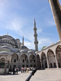Istanbul Mosque 1